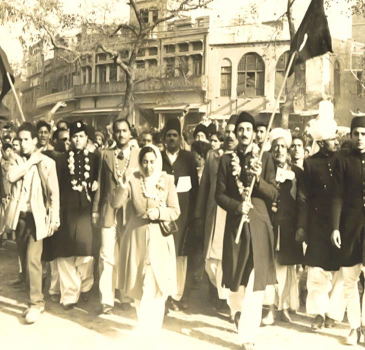 140 48805618 - سانحۂ کانپورسے قیام پاکستان تک تحریر : شریف المجاہد